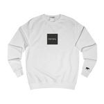 The box sweater white front