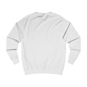 The box sweater white back