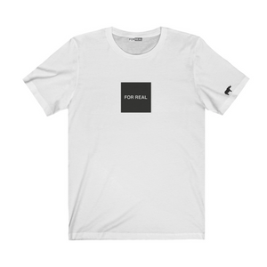 The box tee white front