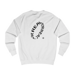 Wave sweater white (part 1) back