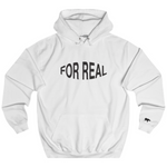 Wave hoodie white (part 2) front