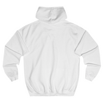 Wave hoodie white (part 2) back