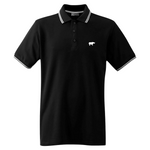 Original polo black front