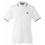 Original polo white front