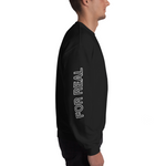 Side sweater black right man