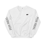 Side sweater white front