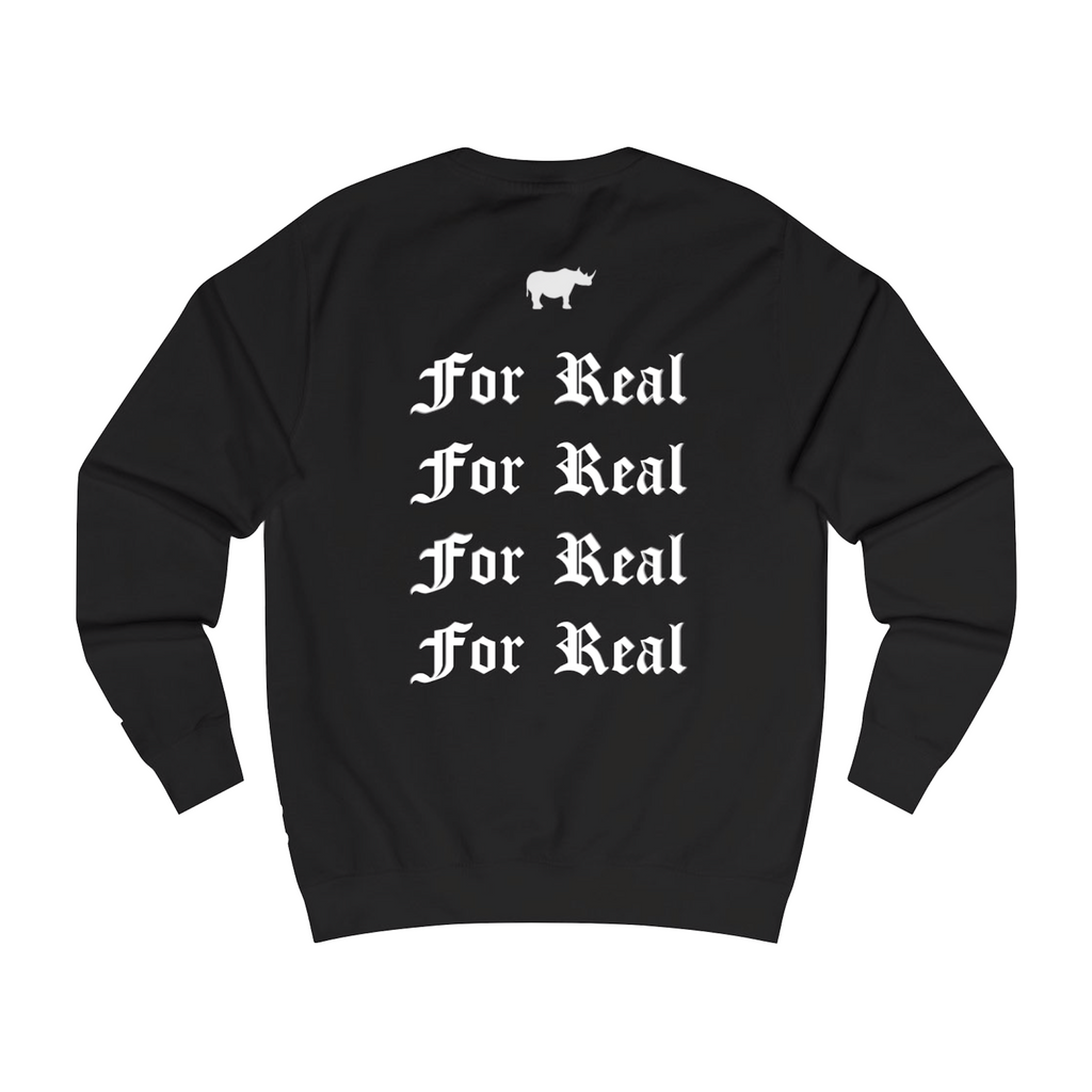 CELL SWEATER BLACK