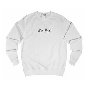 CELL SWEATER WHITE