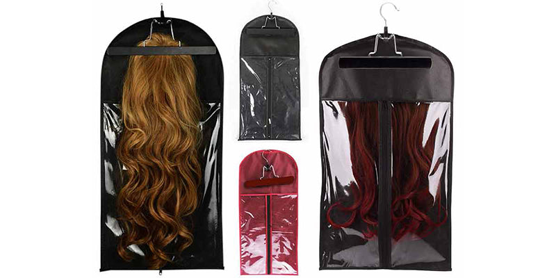 How many wigs do you need to pack? what hairstyle do you want to take?