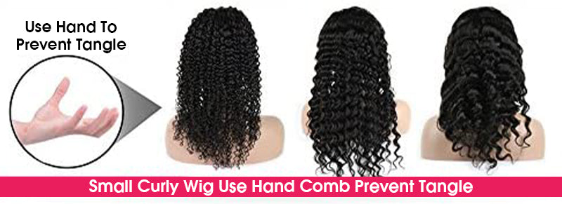 How to Keep Kinky Curly Wigs Hydrated