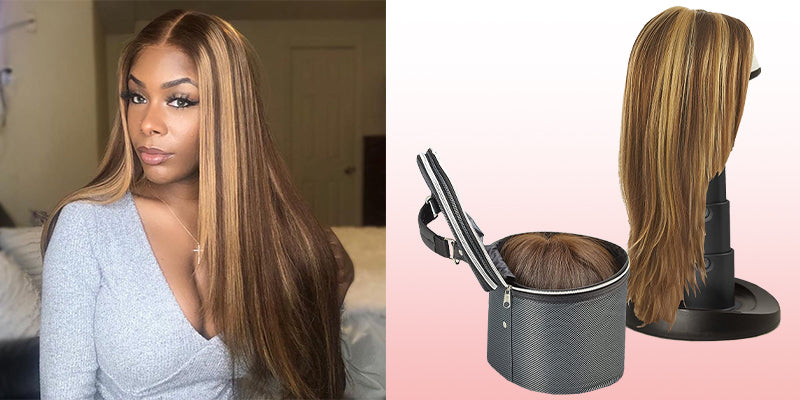 What to do before you pack your human hair wig
