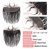kinky curly 13x4/13x6 lace frontal-3