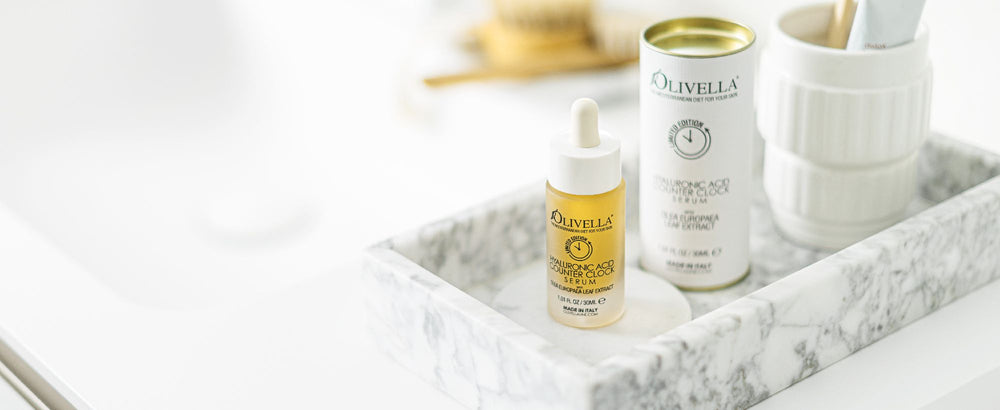 Olivella Counter Clock Serum