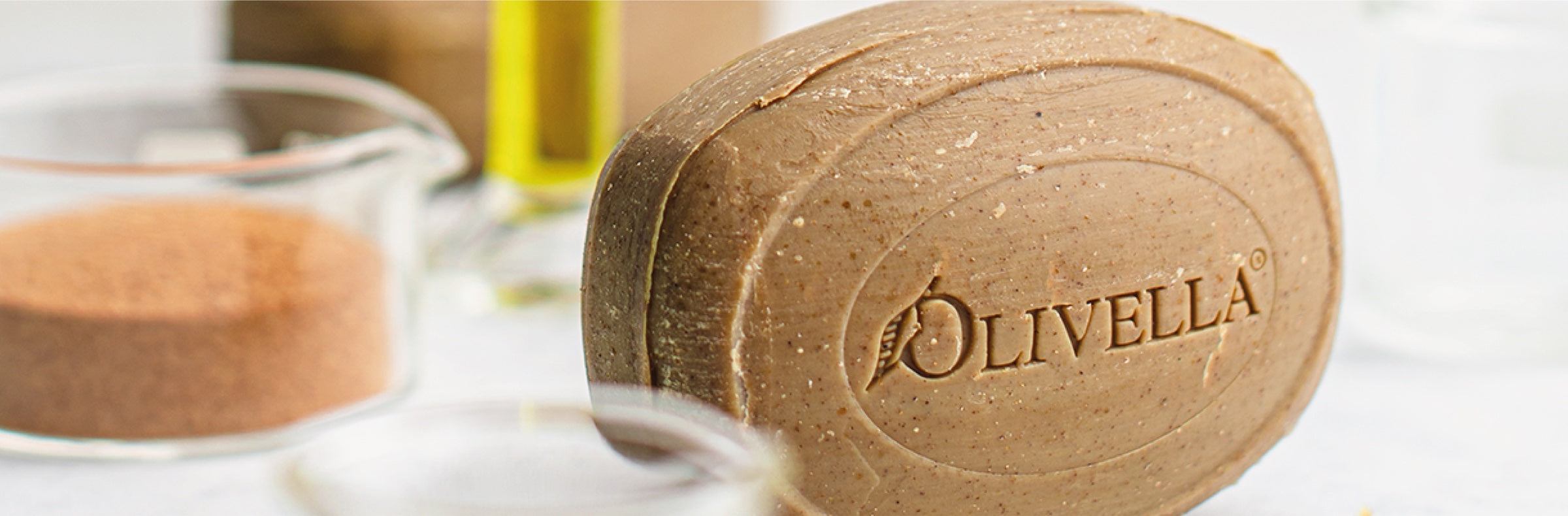 Olive Oil Soap by Olivella