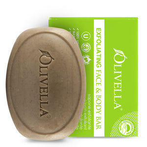 Olivella Exfoliating Bar Soap 5.29 Oz