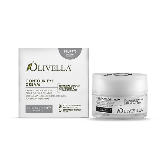 Olivella Contour Eye Cream 1.01 Oz - Olivella