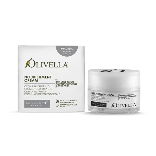 Olivella Nourishment Cream 1.69 Oz - Olivella