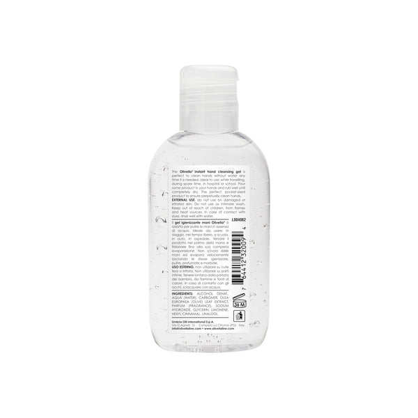 Instant Hand Cleansing Gel - Olivella Official Store
