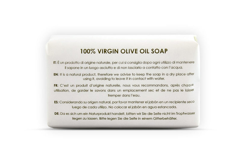 Olivella Bar Soap Classic 5.29 Oz - Olivella Official Store