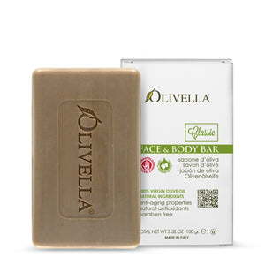 Olivella Bar Soap Classic 3.52 Oz