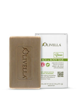 Olivella Bar Soap Classic 3.52 Oz - Olivella Official Store
