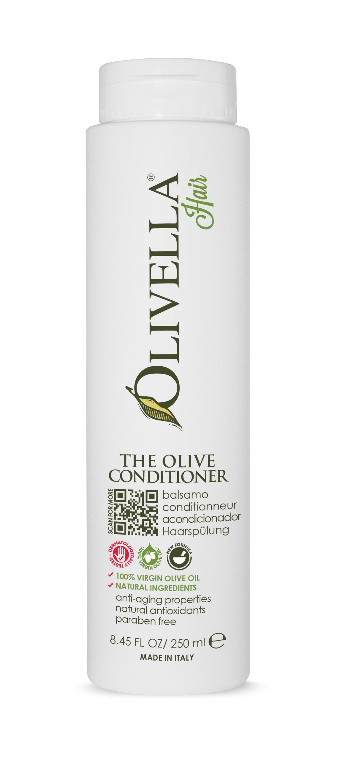Olivella The Olive Conditioner 8.45 Oz - Olivella