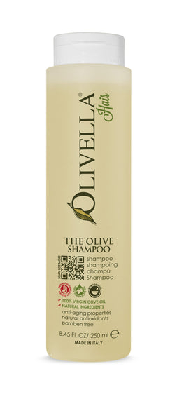 Olivella The Olive Shampoo 8.45 Oz - Olivella Official Store