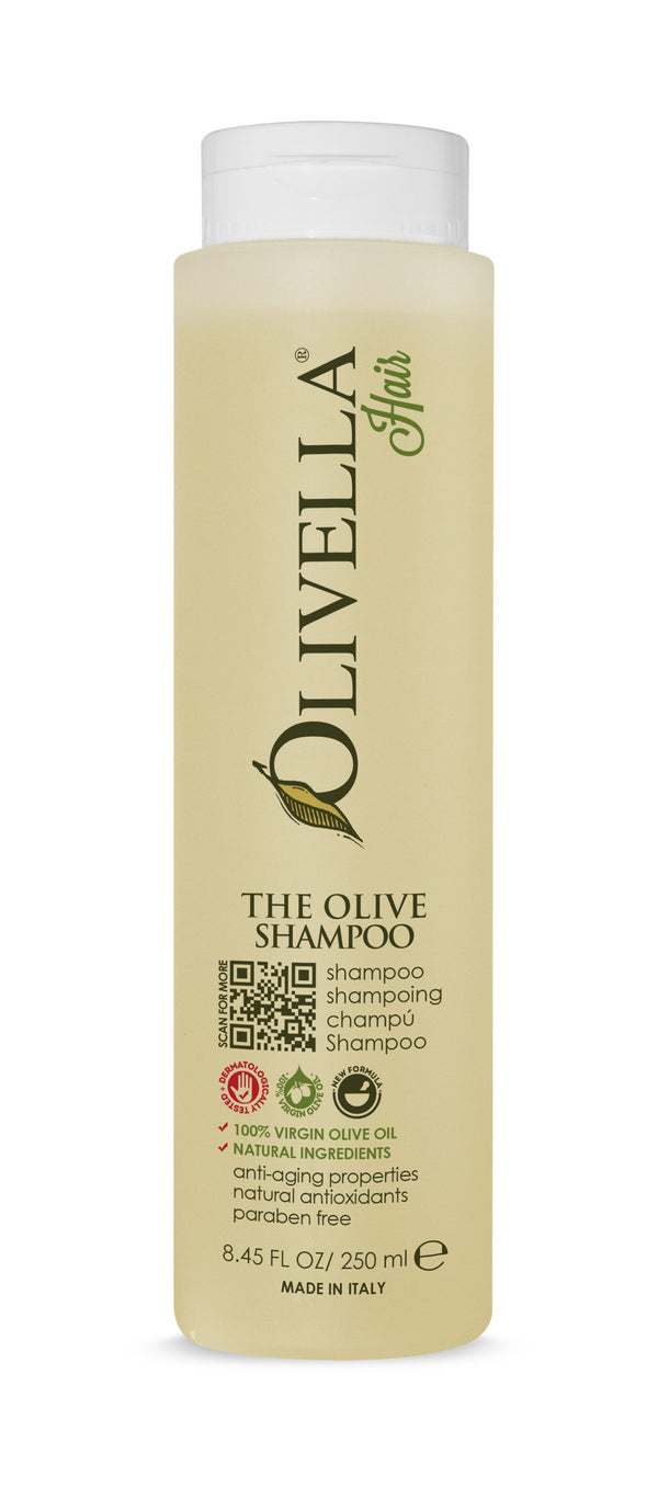 Olivella The Olive Shampoo - Olivella Official Store