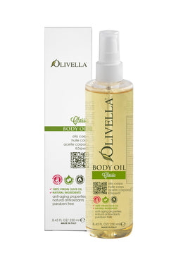 Olivella Body Oil - Classic 8.45 Oz - Olivella Official Store