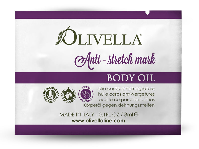 Olivella Body Oil Anti-Stretch Sample - Olivella Official Store