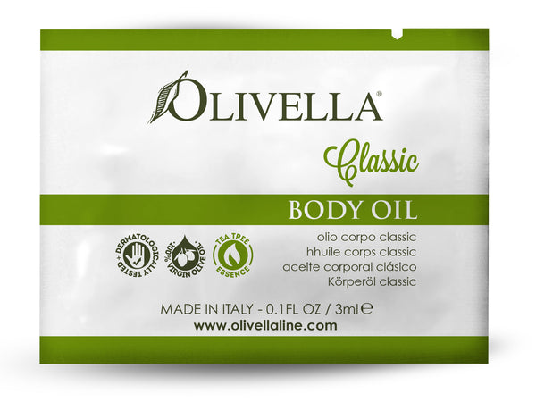Olivella Body Oil Classic Sample - Olivella Official Store