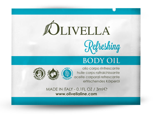 Refreshing Body Oil Sample - Olivella Official Store