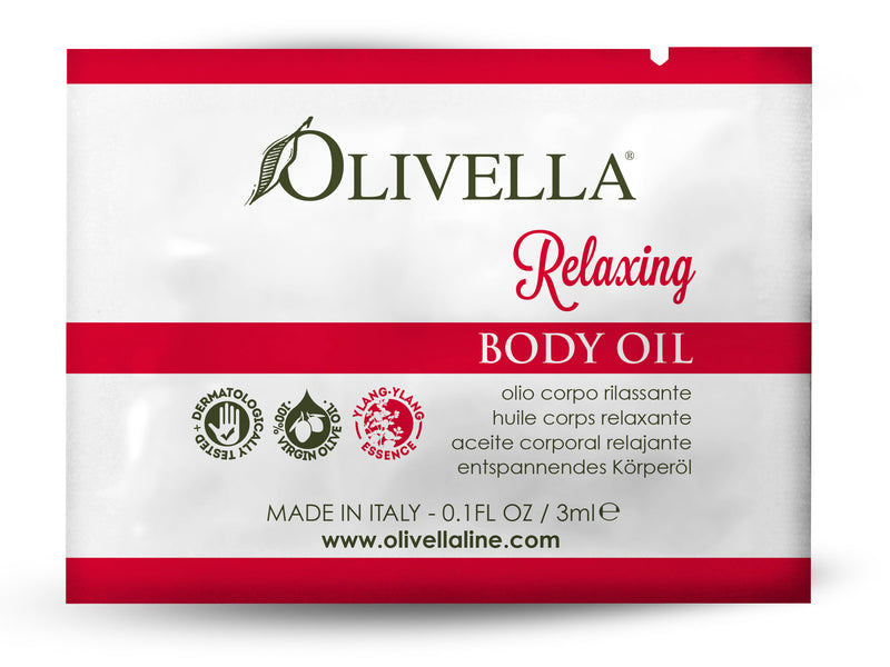 Olivella Body Oil Relaxing Sample - Olivella
