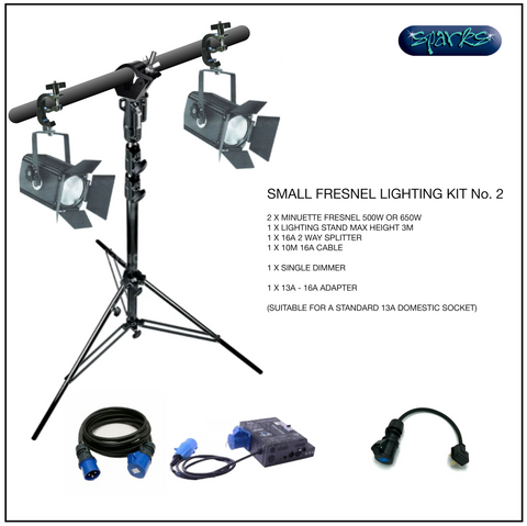 SMALL LIGHTING KIT