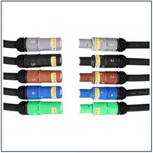 125A POWERLOCK CABLE