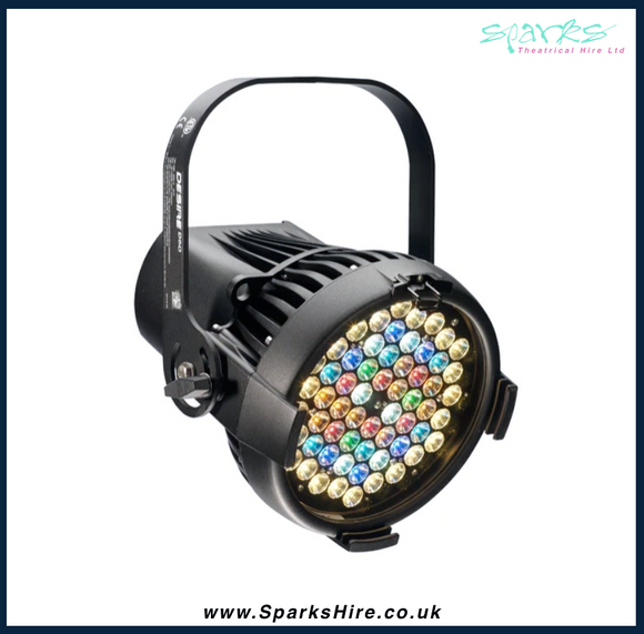 ETC D60 LED PAR HIRE