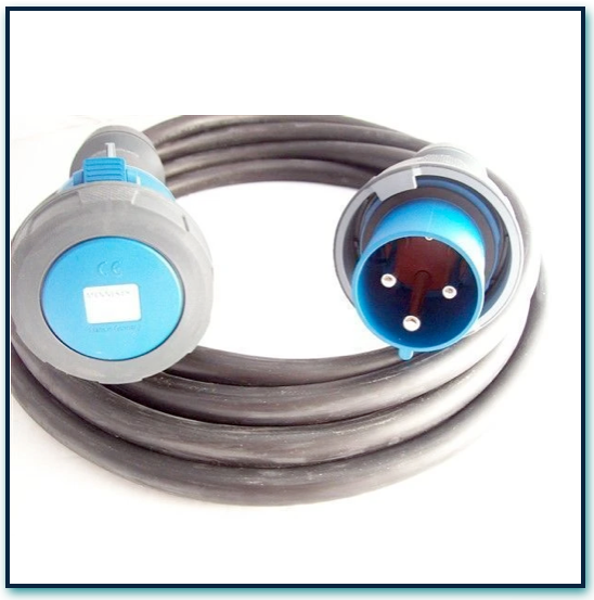 63A SINGLE PHASE TRS CABLE