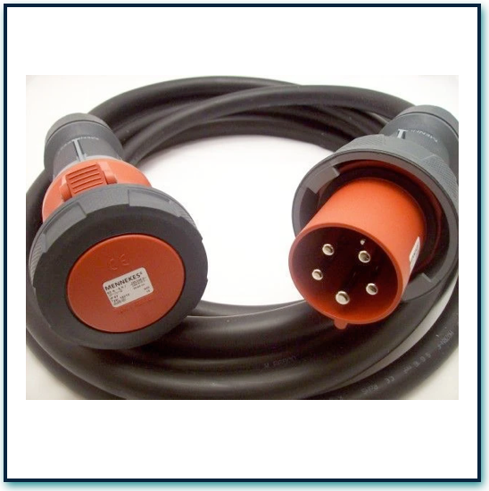 63A THREE PHASE TRS CABLE