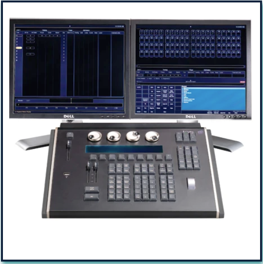ETC ION Console hire