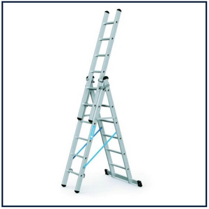 6 RUNG ZARGES SKYMASTER COMBINATION LADDERS