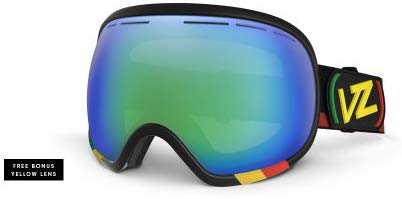 VonZipper Fishbowl Spherical Snow Goggles - ONE RUN SPORTS