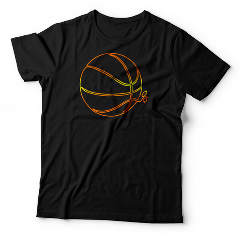 BASKETBALL ORS TEE - ONE RUN SPORTS