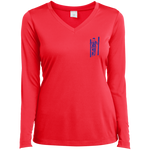 SKI LIFE Performance V-Neck - ONE RUN SPORTS
