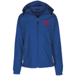 Ladies' Hooded Windbreaker