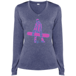ORS LADIES BOARD V-Neck - ONE RUN SPORTS