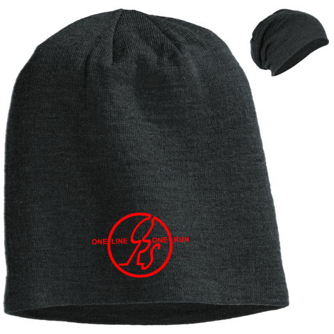 District Slouch Beanie-One Run