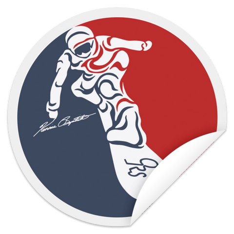 ORS BOARDING Sticker - ONE RUN SPORTS