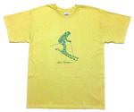 SKI Yellow - ONE RUN SPORTS
