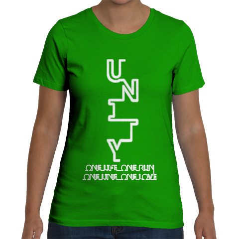 1 UNITY - ONE LOVE T-Shirt