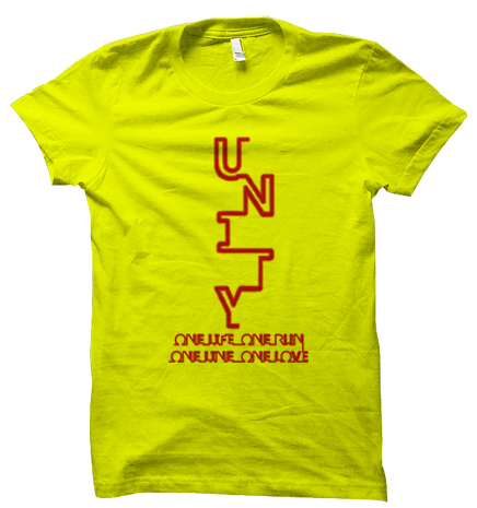 1 UNITY - ONE RUN T-Shirt